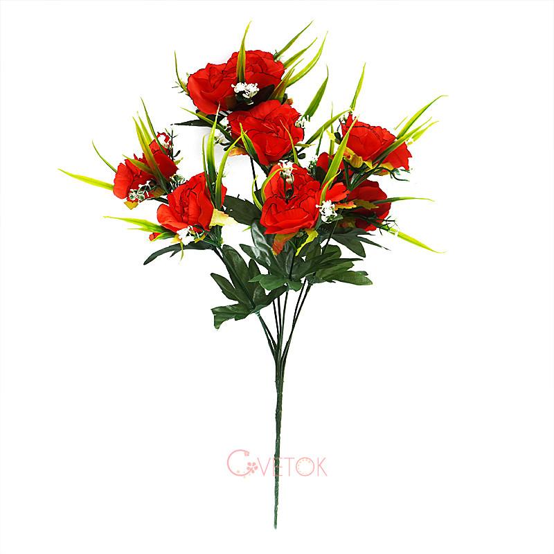 Букет розы M-40