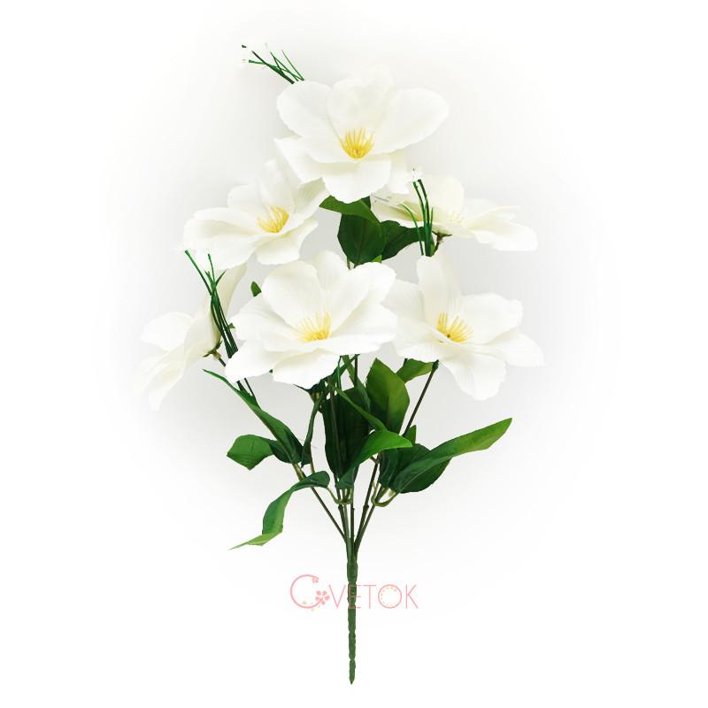 Букет декоративной орхидеи искусственный C-62
