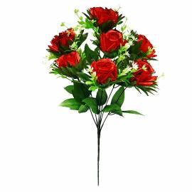 Букет розы с кантом M-56