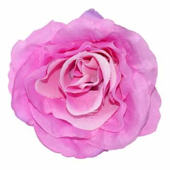 Голова розы искусственная J-007
