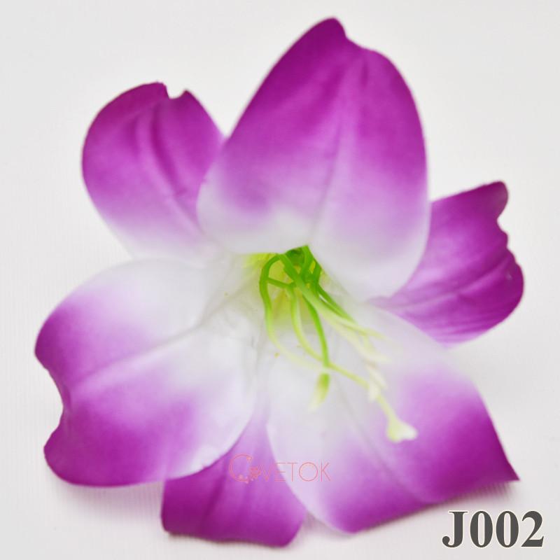 Голова лилии искусственная J-002