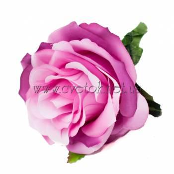 Голова розы искусственная J-009