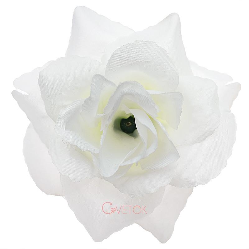 Голова розы искусственная R-18