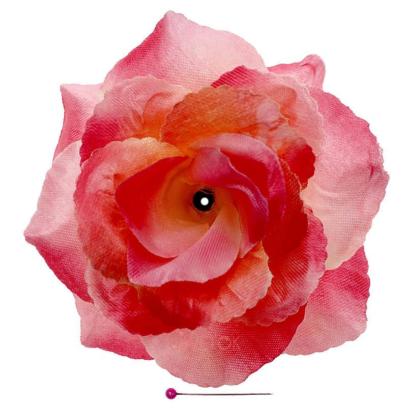 Голова розы искусственная R-21