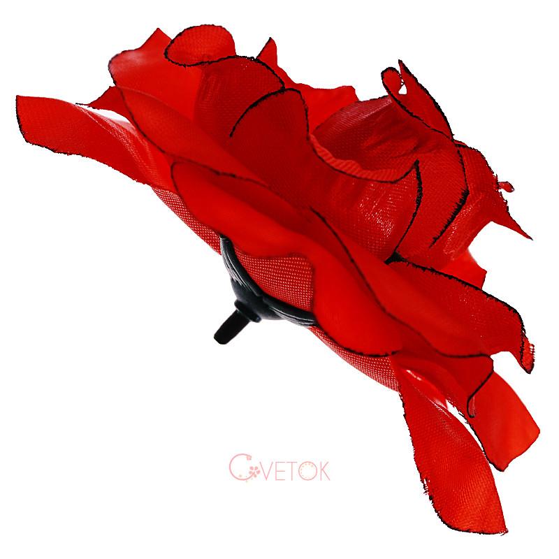 Голова розы искусственная R-22