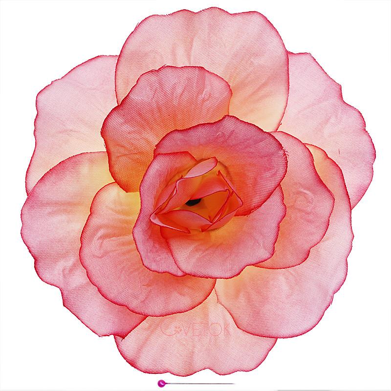 Голова розы атласной R-24