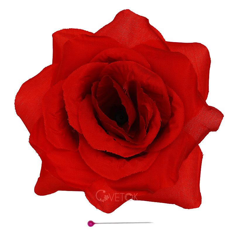Голова розы острой искусственная R-5