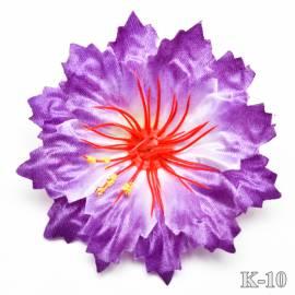 К-10 Голова цветка из атласа