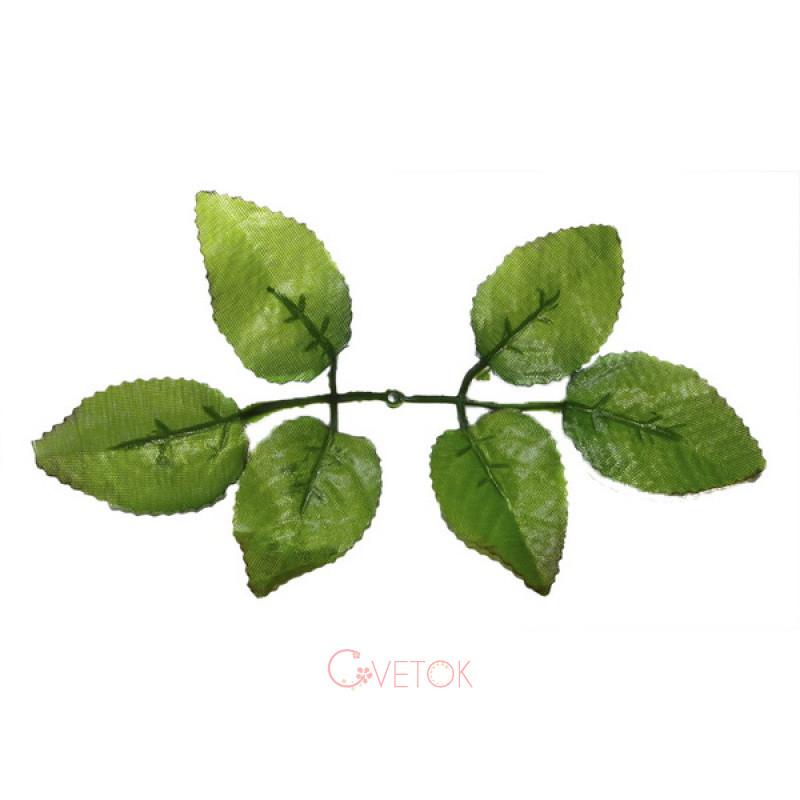 лист розы L - 1 (на вес)