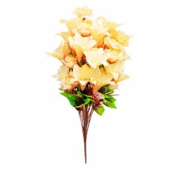 В-141/36 Букет роза атласная с лилией