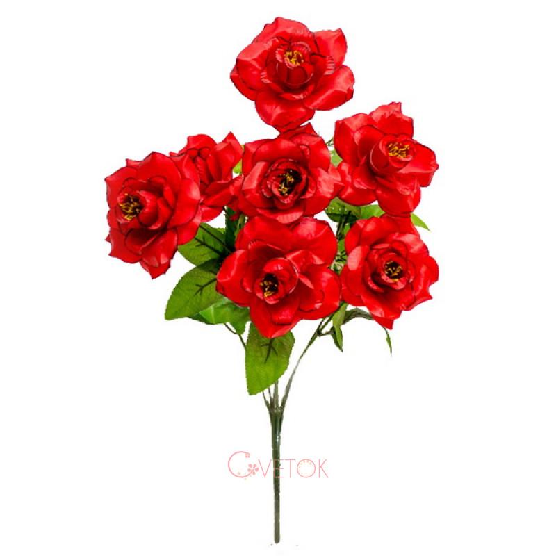 В - 70/7 роза бутон