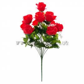 Букет розы искусственный C16-75