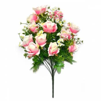 C17-82/22 Букет роз в полубутоне