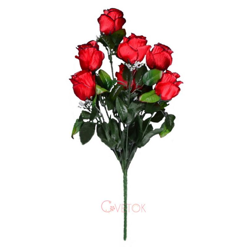 С - 42/7 роза бутон с пояском