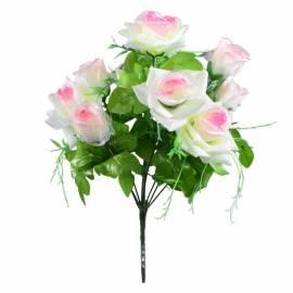 Букет роз искусственный разных M-31