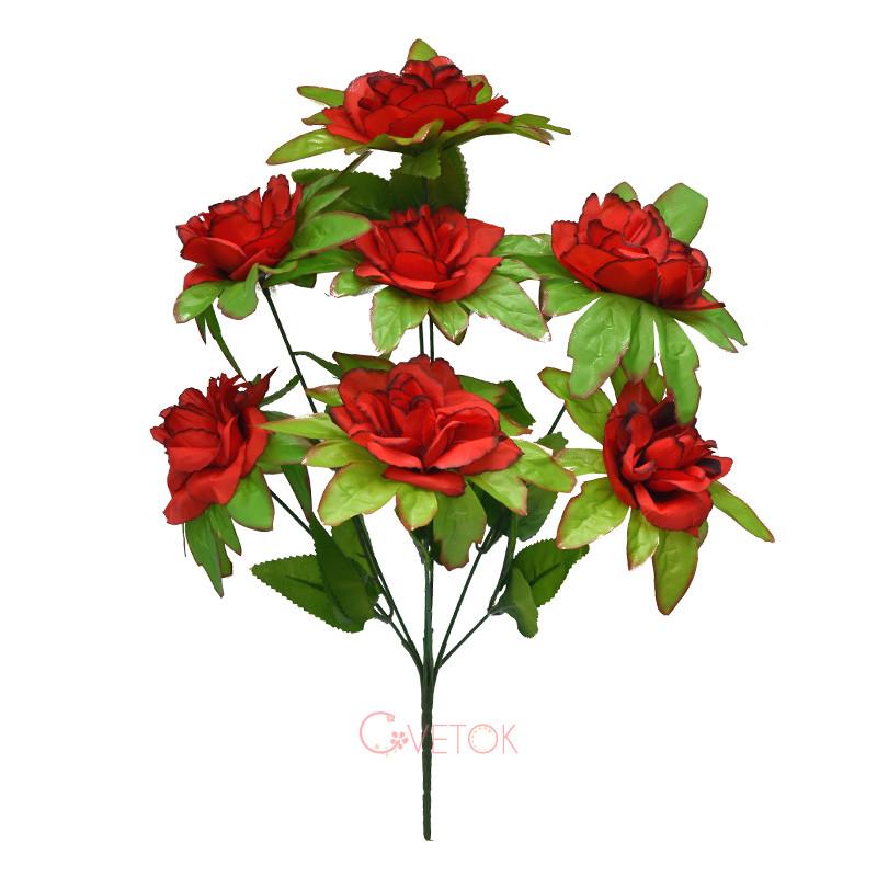 R-18/7 Букет розы раскрытой