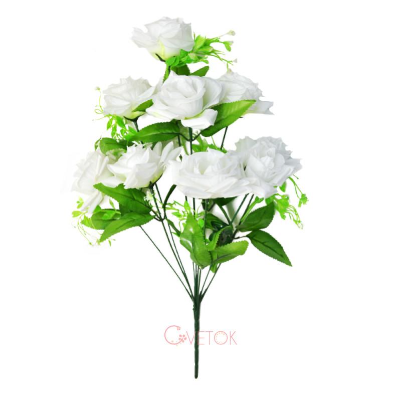 R - 59/9 Букет раскрытых роз