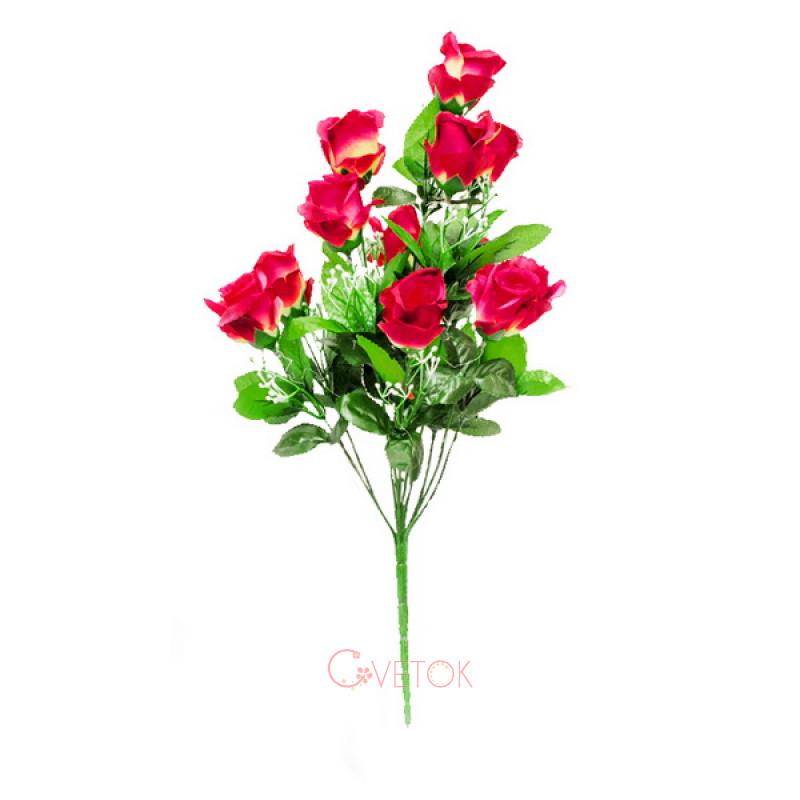 Y 123 /12 роза  бутон